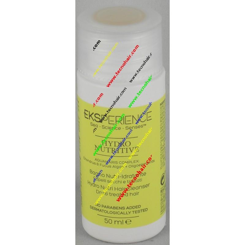 Eks hydro nutri idratante bagno shampoo 50 ml