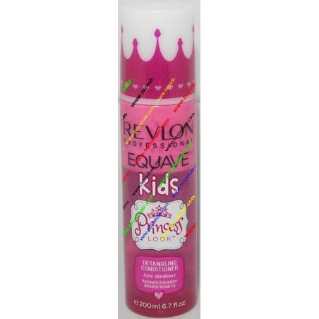 Equave kids princess look detangling conditioner  200 ml