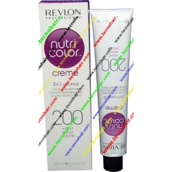 Nutri color creme 3 in 1 200 violetta 100 ml