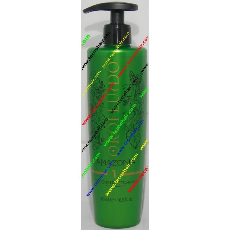 Orofluido amazonia olio riparatore fase 1 ml 500