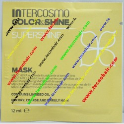 Intercosmo color & shine super shine maschera 12 ml tecno hair