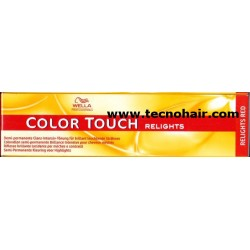 Color touch /44 relights red rame intenso 50 ml