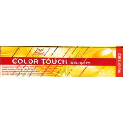 Color touch /56 relights red mogano violetto 50 ml