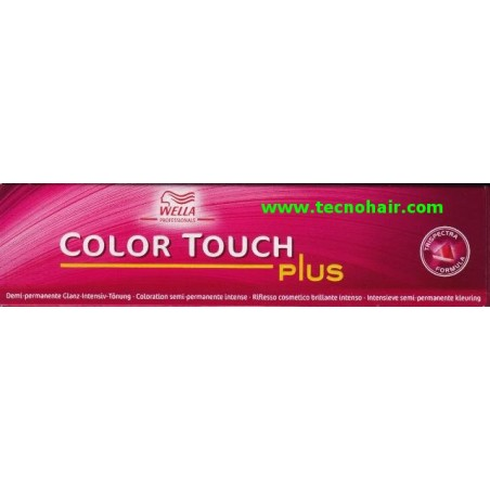 Color touch 44/05 plus castano medio intenso naturale mogano