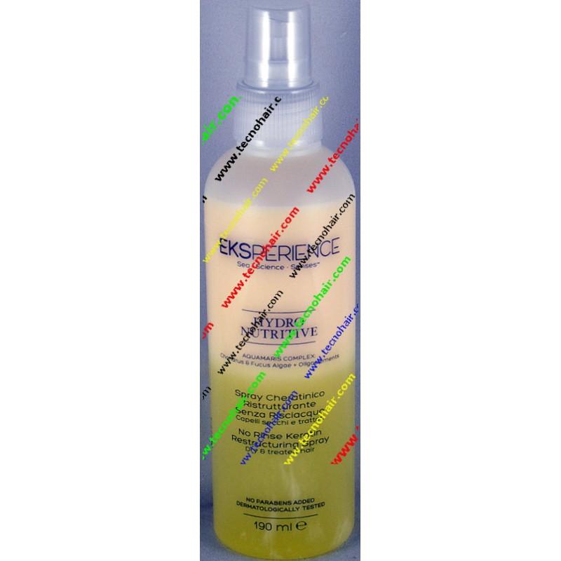 Eks hydro nutritive spray 190 ml tecno hair