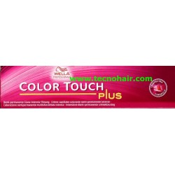 Color touch 55/05 plus castano chiaro intenso naturale mogano 60 ml