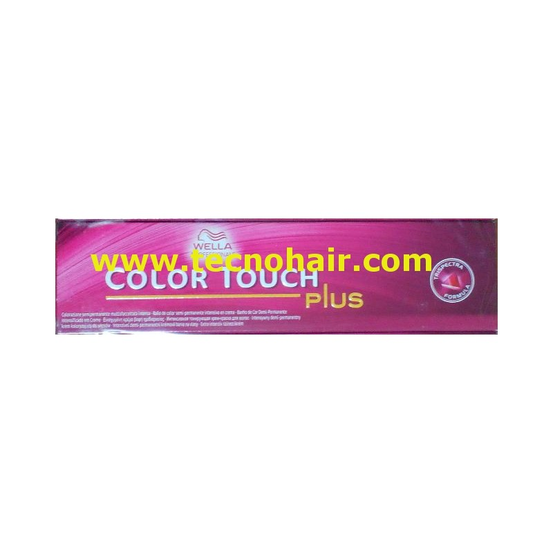 Color touch 55/07 plus castano chiaro intenso naturale sabbia 60 ml