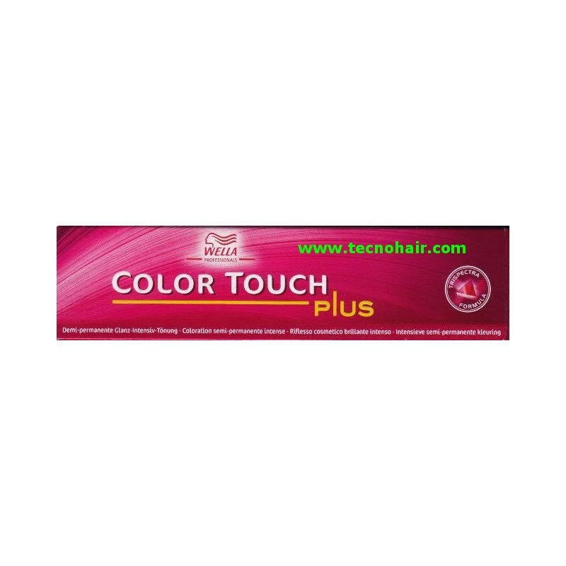 Color touch 66/03 plus biondo scuro intenso naturale dorato 60 ml