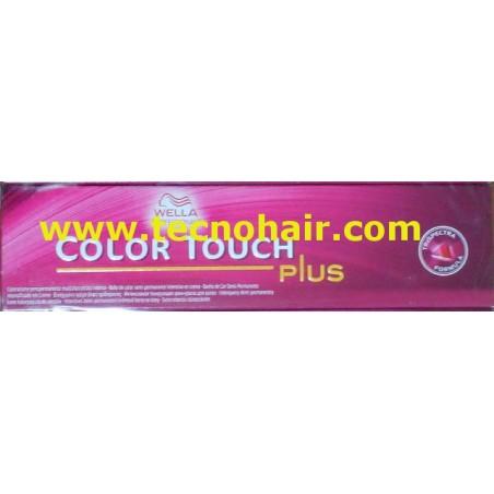 Color touch 88/07 plus biondo chiaro intenso naturale sabbia 60 ml