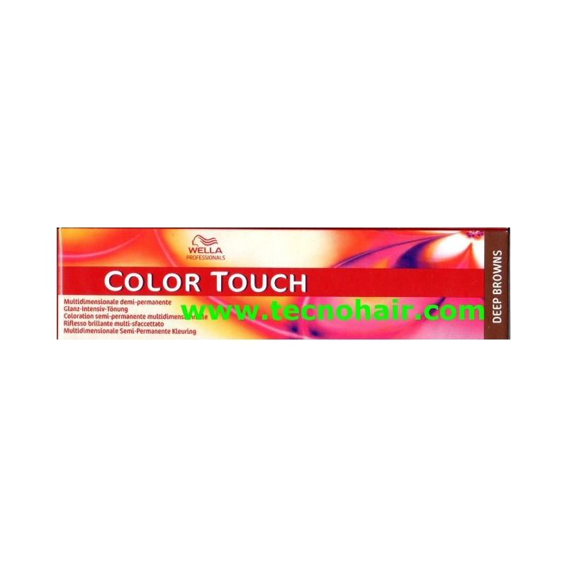 Color touch 7/7 d.b sabbia medio 60 ml