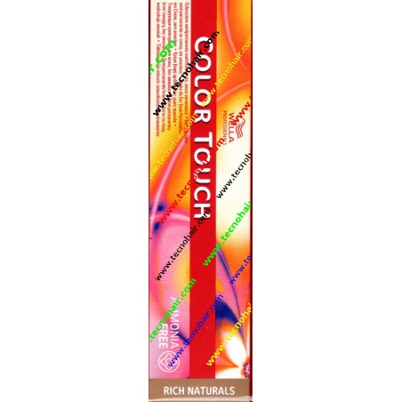 Color touch 7/97 r.n. biondo medio cendre sabbia 60 ml