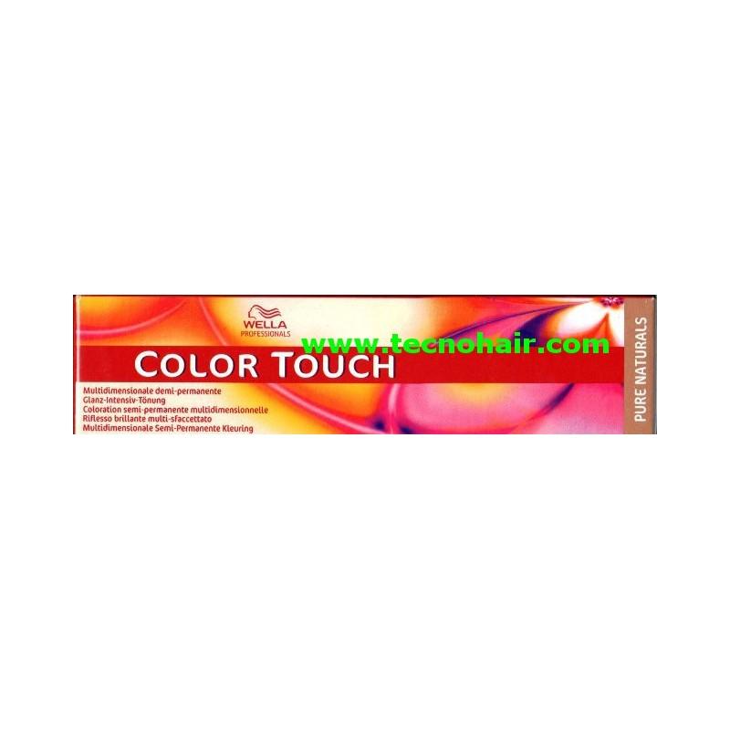 Color touch 9/03 p.n. biondo chiarissimo naturale dorato 60 ml