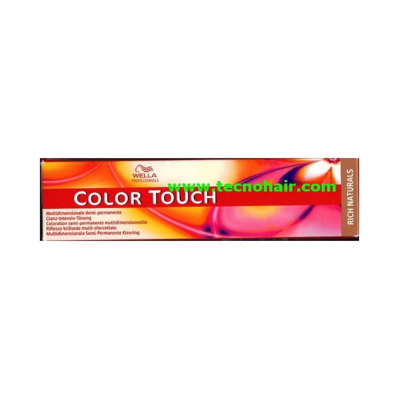 Color touch 9/3 r.n. biondo chiarissimo dorato 60 ml