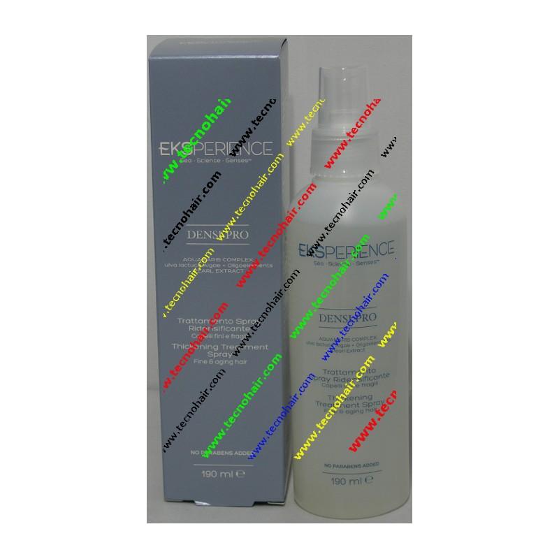 Eks densi pro trattamento spray ridensificante capelli fini e fragili 190 ml