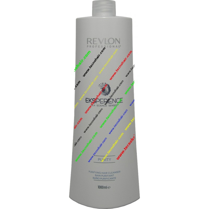 Eks purity bagno shampoo purificante antiforfora 1 lt