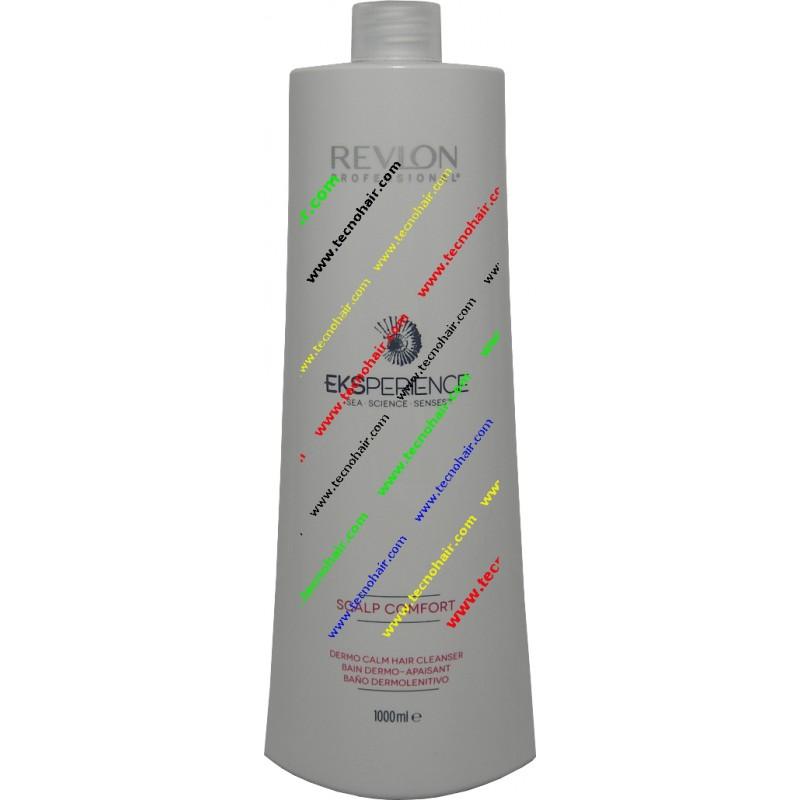Eks scalp comfort bagno shampoo dermo lenitivo 1 lt