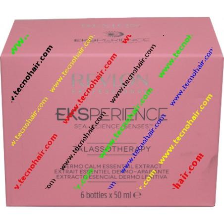 Eks talassotherapy aromacologico dermo lenitivo 6 x 50 ml