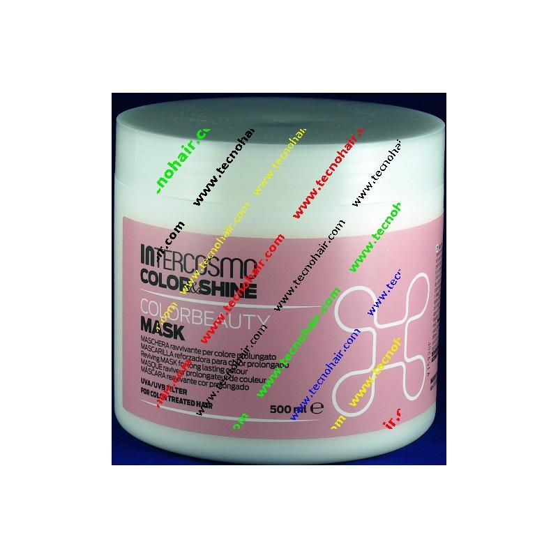 Intercosmo color shine color beauty maschera 500 ml