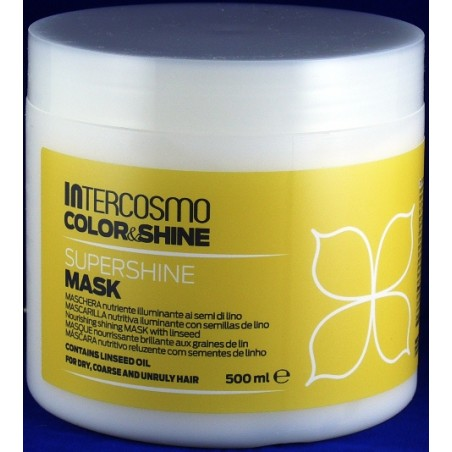 Intercosmo color shine repair maschera 500 ml
