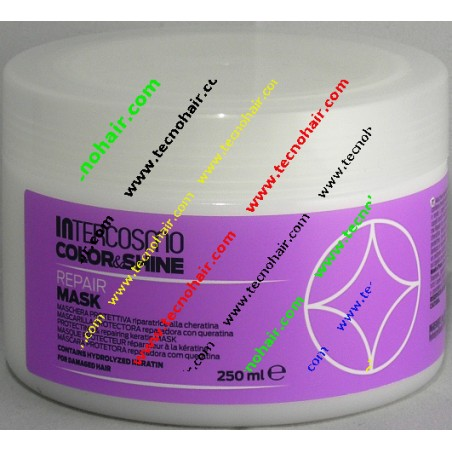 Intercosmo color shine repair maschera 250 ml