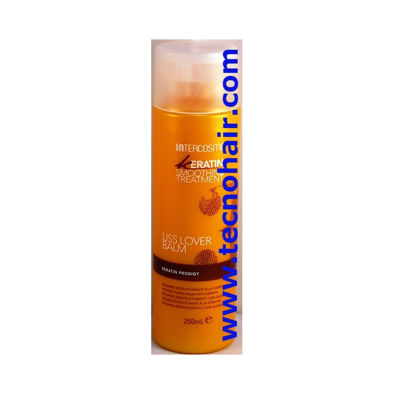 Intercosmo keratin liss lover balm 250 ml