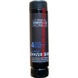 l'oreal homme cover 4 castano 50 ml