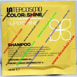 Intercosmo color & shine super shine shampoo 12 ml
