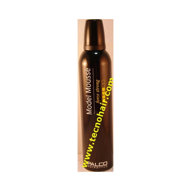 palco model mousse force strong 300 ml