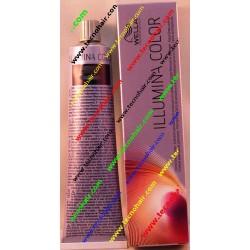wella illumina color 5/81 castano chiaro perla cenere 60 ml