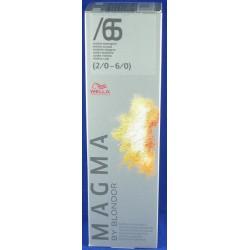 Wella magma /65 violetto mogano 120 gr