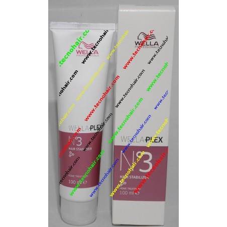 wella plex n 3 hair stabilizer 100 ml