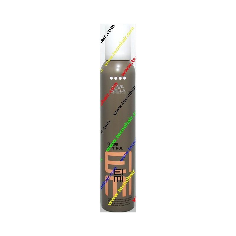 wella eimi shape control styling mousse 300 ml