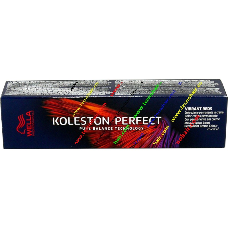 Koleston perfect v.r. 55/65 me castano chiaro intenso violetto mogano 60 ml