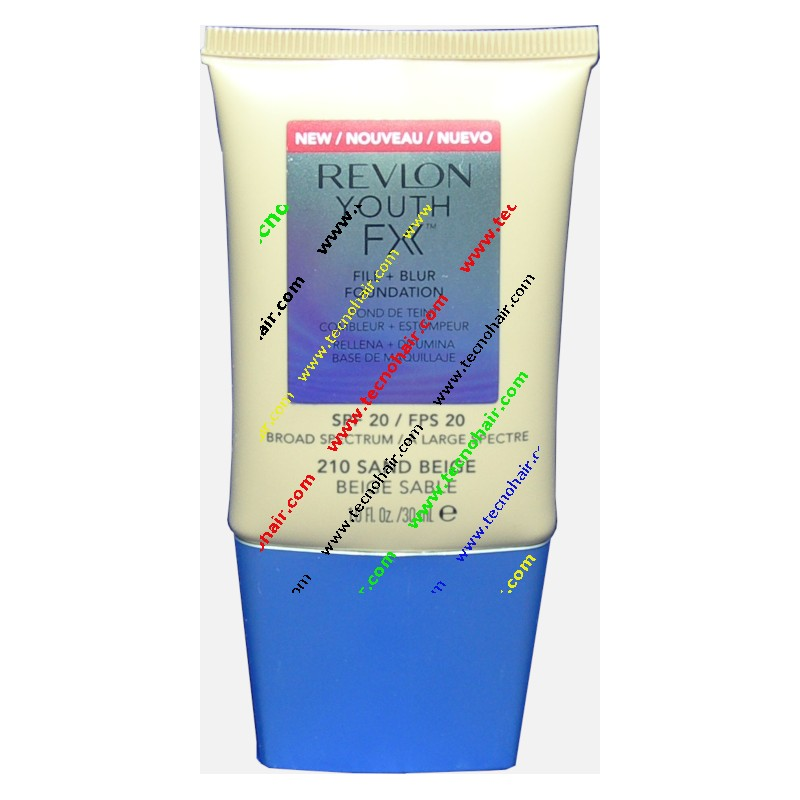 Revlon youth fx fondotinta 210 sand begie 30 ml