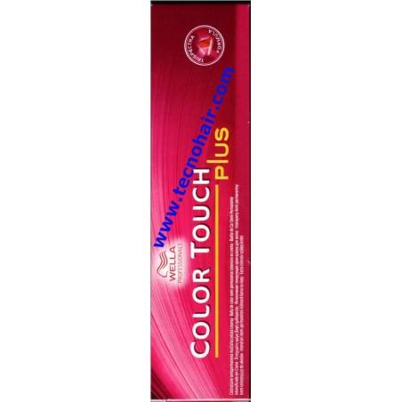 Color touch 55/06 plus castano chiaro intenso naturale violetto 60 ml
