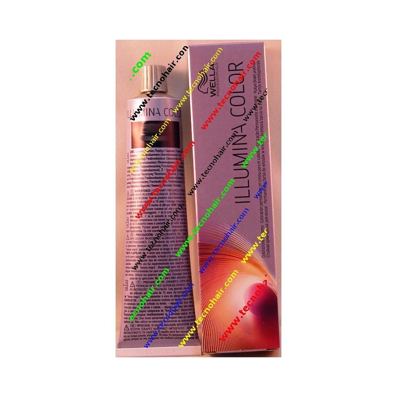 wella illumina color 9/03 biondo chiarissimo naturale dorato 60 ml