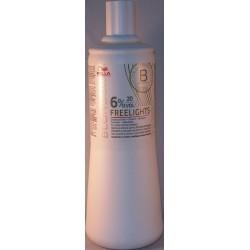 Wella blondor freelights attivatore 20 v. 6%
