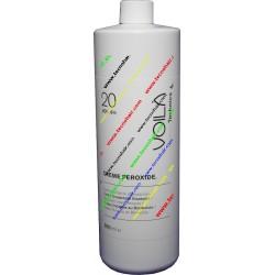 Voila' technics creme peroxide ossigeno 20 vol. 6% 900 ml tecno hair senigallia