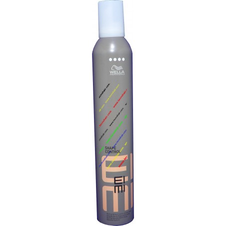 wella eimi shape control styling mousse 500 ml