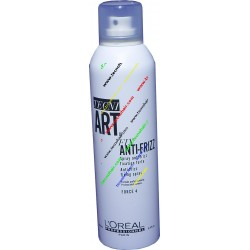 L'oreal tecni art fix anti-frizz 250 ml tecno hair senigallia