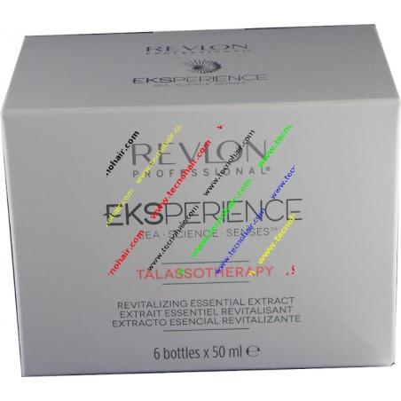 Eks talassotherapy aromacologico revitalizzante 6 x 50 ml tecno hair senigallia