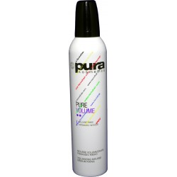 Pura volume schiuma mousse fissaggio medio 300 ml