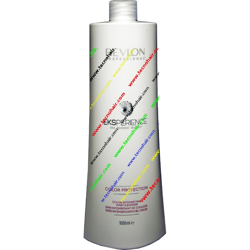 Eks color protection bagno shampoo intensificante colore 1 lt