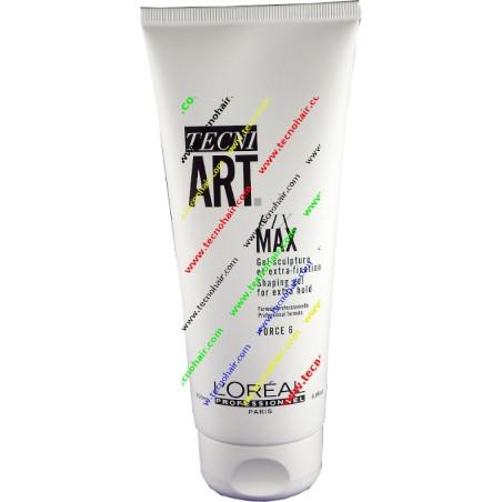 L'oreal tecni art fix max gel 200 ml