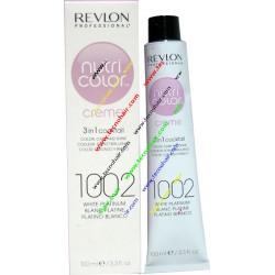 Nutri color creme 3 in 1 1002 platino bianco 100 ml