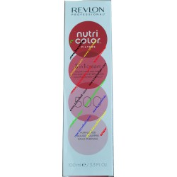 Nutri color creme 3 in 1 500 rosso porpora 100 ml tecno hair