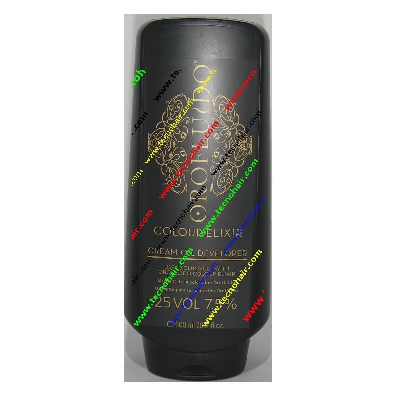 Orofluido crema ossidante  25 v 7,5% 500 ml